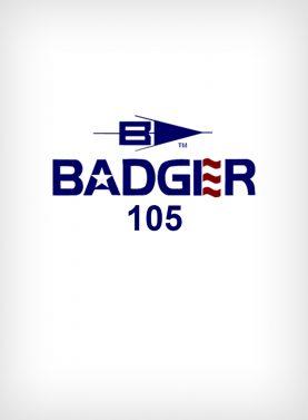 Badger 105