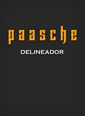 Paasche Delineador