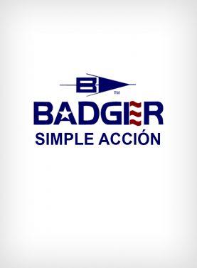 Badger Simple Acción
