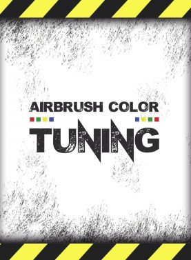 ACRÍLICOS AIRBRUSH COLOR TUNING