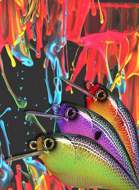 Para Maquetas y Señuelos de Pesca