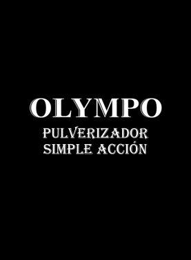 Olympo Pulverizador - Simple Acción