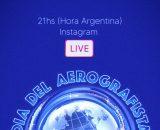 DIA DEL AEROGRAFISTA- INSTAGRAM LIVE 21hs